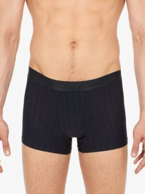Hom Boxer Briefs Chic 401336 Black