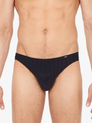 Hom Comfort Micro Briefs Chic 401333 Black