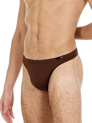Hom Soft G-String 401444 Brown