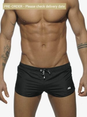 Addicted ADS111 Basic Mini Short Black