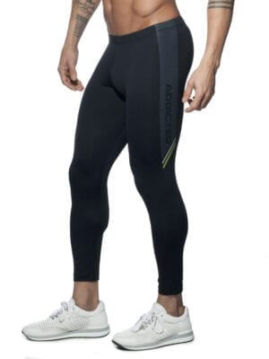 Addicted AD631N Running Tights Black W