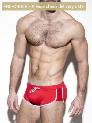 ES Collection 1807 Sean Rocky Boxer Red