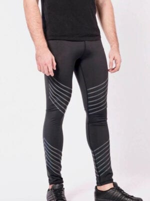 Kapow Sonic Boom Meggings Black Supreme