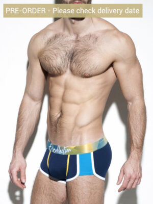 ES Collection UN254 Primas Waistband Boxer Navy