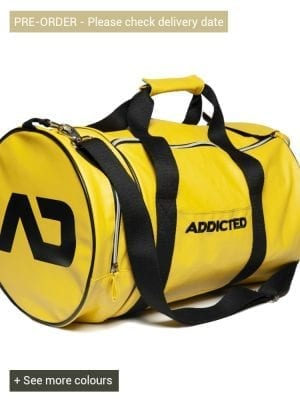 Addicted AD794 Gym Round Bag