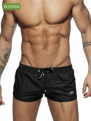 Addicted ADS111 Basic Mini Short Black W