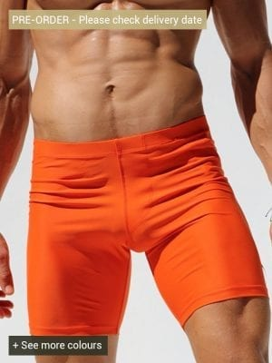 Rufskin Liner SL5829 Matte Stretch Cycle Shorts