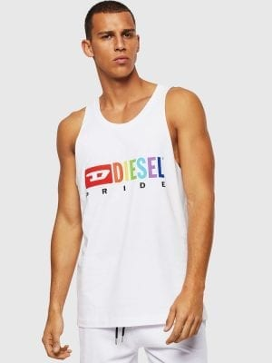 Diesel Pride Collection Singlet Loco 00SYIA White