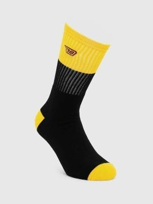 Diesel Socks Ray 00S6U0 0OAYD Yellow