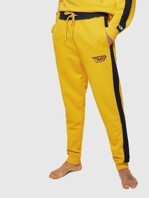 Diesel Underwear UMLB Peter Trousers 00SYXI Yellow