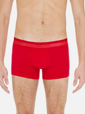 Hom Boxer Briefs Classic 400203 Red