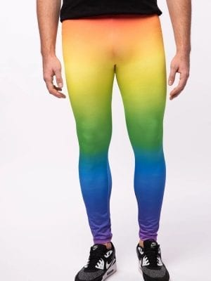 Kapow Daydream Meggings Rainbow Originals