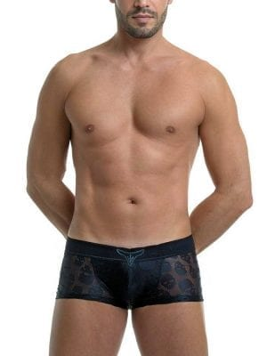 L'Homme Invisible V-Boxer Vanity MY19 Black