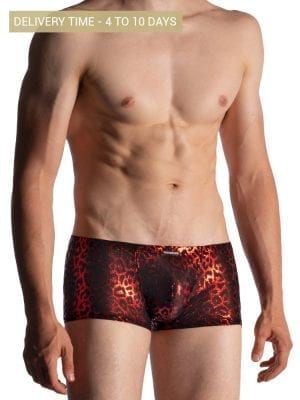 Manstore M958 Micro Pants 211274 Red