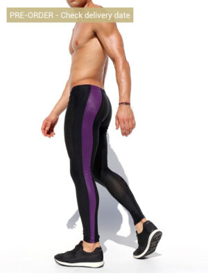 Rufskin Versus Stretch Sport Tights Purple