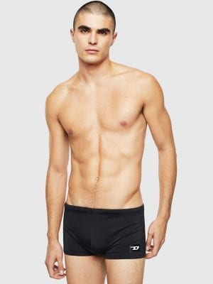 Diesel Beachwear Trunk BMBX Hero 00SMNR Black